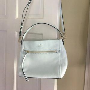 Kate Spade pebbled leather purse!